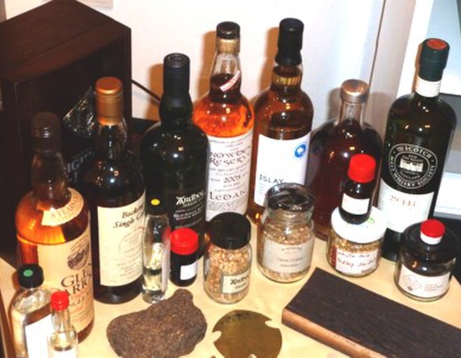 Zweites audiophiles Whisky Tasting